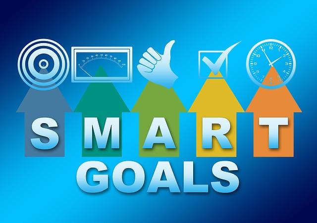 明確な目標設定ができるフレームワーク「SMARTの法則」