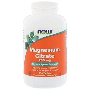 クエン酸マグネシウム