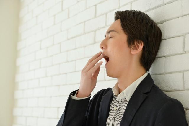 日本人の4割が徹夜状態